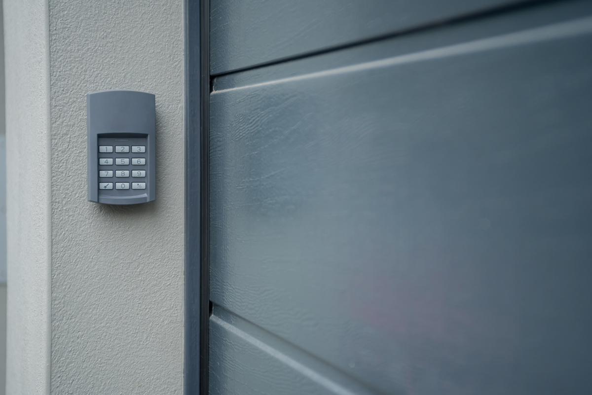 Picking the Perfect Garage Keypad OHD